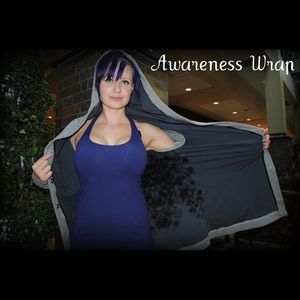 Lululemon awareness wrap